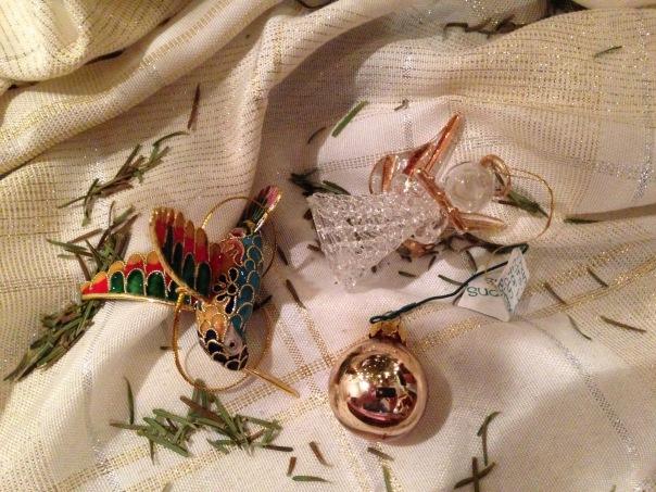 hummingbird, ball,angel