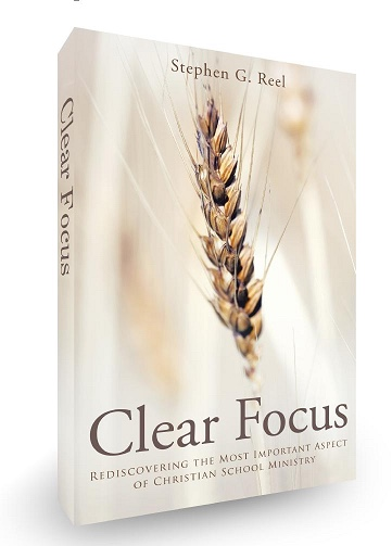 Clear Focus Book Cover